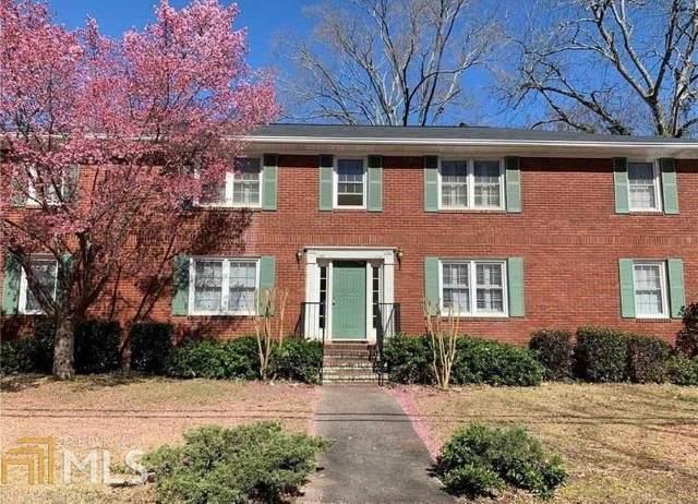 1743 Cambridge Ave, College Park, GA 30337 (MLS #8730912) :: Rich Spaulding