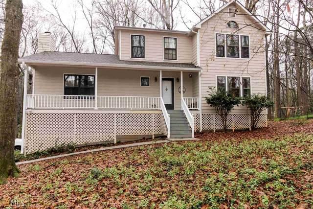 345 Marion Blvd, Fayetteville, GA 30215 (MLS #8732012) :: Athens Georgia Homes