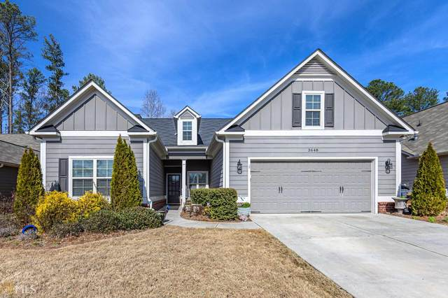 3648 Foxtrot Trl, Kennesaw, GA 30144 (MLS #8734006) :: Military Realty