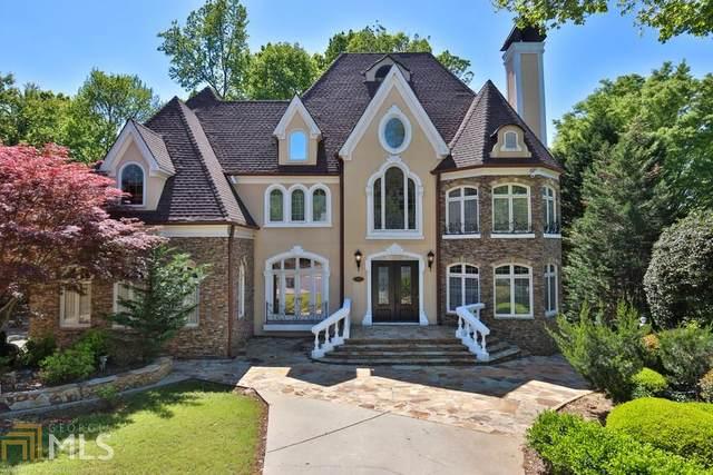 5080 Johns Creek Ct, Johns Creek, GA 30022 (MLS #8734599) :: Buffington Real Estate Group