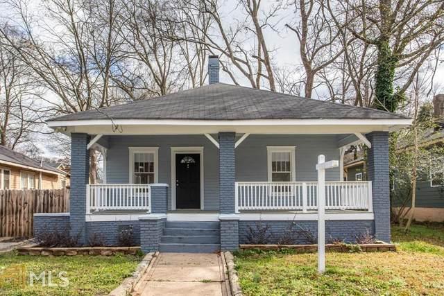 1256 SW Hartford Ave, Atlanta, GA 30310 (MLS #8735572) :: Community & Council