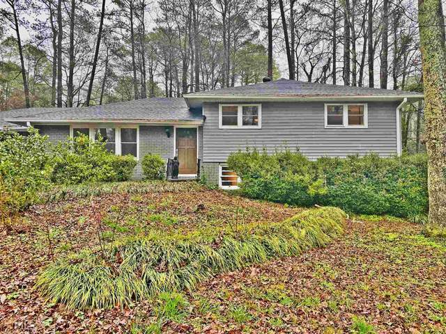 2010 Wallace Rd, Atlanta, GA 30331 (MLS #8736328) :: Buffington Real Estate Group