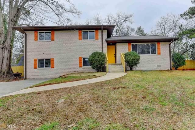 3776 Brookcrest Cir, Decatur, GA 30032 (MLS #8736414) :: Buffington Real Estate Group