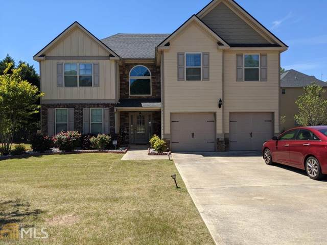 4175 San Marco Way, Douglasville, GA 30135 (MLS #8736627) :: RE/MAX Eagle Creek Realty