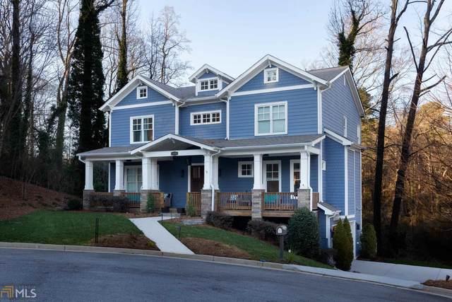 1379 SE Knob Hill Ct, Atlanta, GA 30316 (MLS #8736973) :: Buffington Real Estate Group