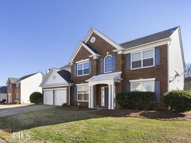 3370 Spindletop Drive Nw, Kennesaw, GA 30144 (MLS #8736976) :: Military Realty