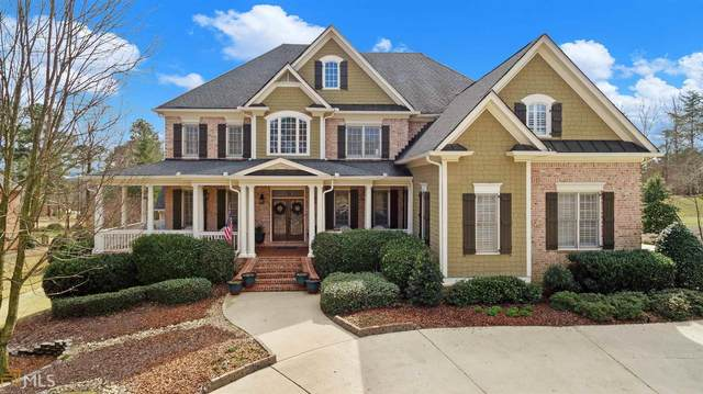5757 Allee Way #17, Braselton, GA 30517 (MLS #8737821) :: Team Reign
