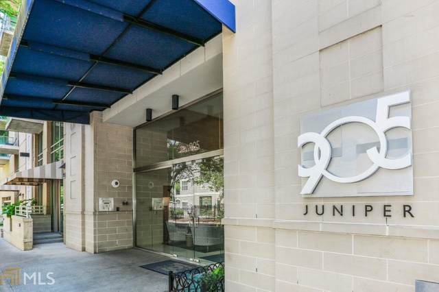 905 Juniper St #701, Atlanta, GA 30309 (MLS #8738232) :: Military Realty