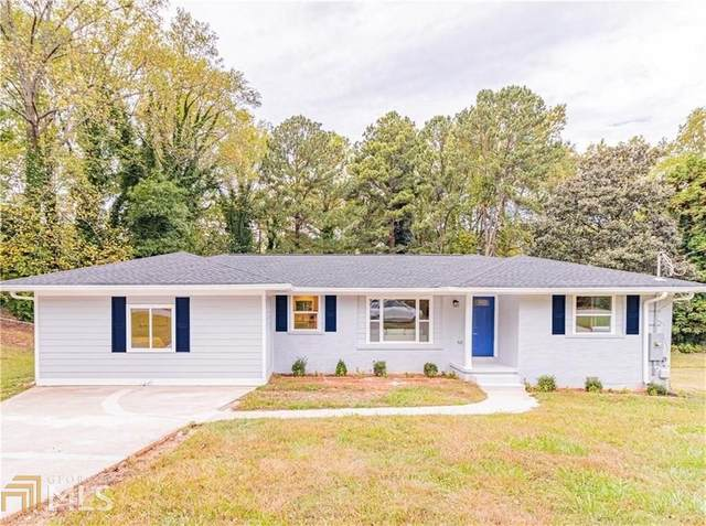 3152 Columbia Woods Dr, Decatur, GA 30032 (MLS #8738852) :: RE/MAX Eagle Creek Realty