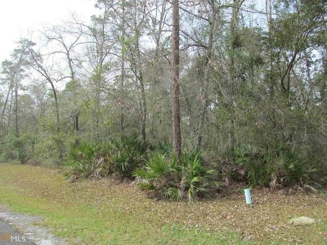 0 Canoe Run Lot 138, Woodbine, GA 31569 (MLS #8739160) :: Maximum One Realtor Partners