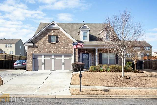 2518 Olney Falls Dr, Braselton, GA 30517 (MLS #8740493) :: Team Reign