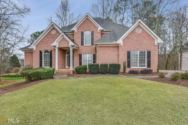 4715 Oakmont Bend Dr, Alpharetta, GA 30004 (MLS #8740706) :: Buffington Real Estate Group