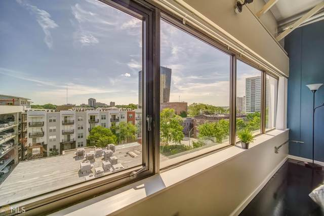 120 Ralph Mcgill Blvd #610, Atlanta, GA 30308 (MLS #8741678) :: Athens Georgia Homes