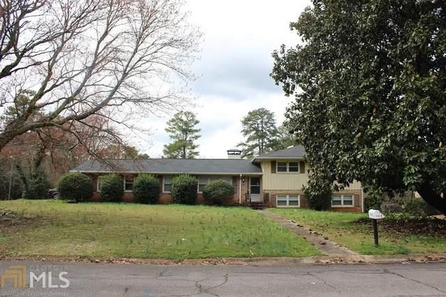 5860 Garber  Dr  Ne, Sandy  Springs, GA 30328 (MLS #8741733) :: Scott Fine Homes
