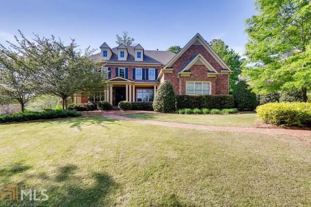 2321 NW Whiting Bay Cts, Kennesaw, GA 30152 (MLS #8743423) :: Rettro Group