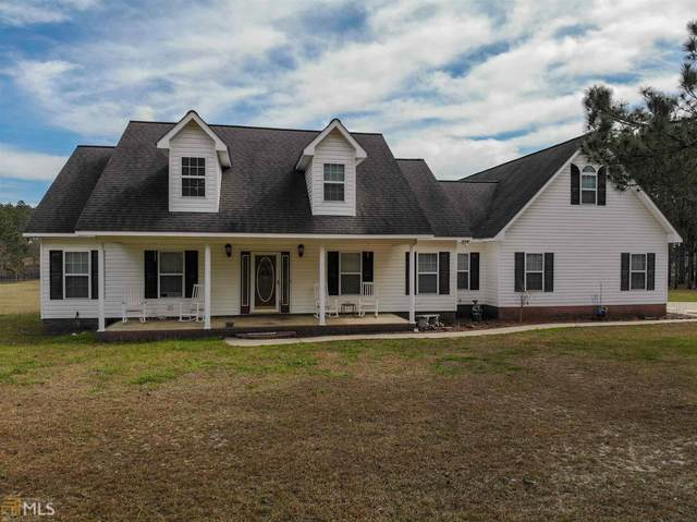 77 Muscadine Dr, McRae-Helena, GA 31037 (MLS #8743574) :: Rettro Group