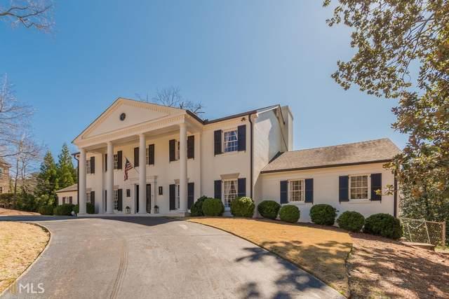 648 Carriage Way, Atlanta, GA 30327 (MLS #8743855) :: Buffington Real Estate Group