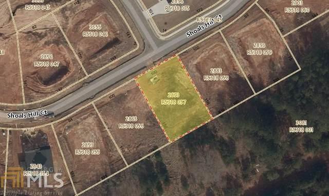 2873 Shoals Hill Ct #62, Dacula, GA 30019 (MLS #8745915) :: Crown Realty Group