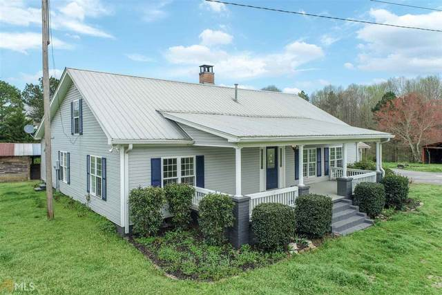 5312 Woodlin Rd, Lula, GA 30554 (MLS #8748138) :: Buffington Real Estate Group