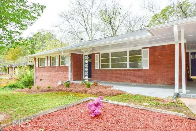 843 S Candler St, Decatur, GA 30030 (MLS #8750268) :: Athens Georgia Homes