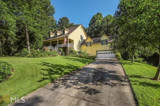 54 Timberlake Cv, Cartersville, GA 30121 (MLS #8751225) :: Rettro Group