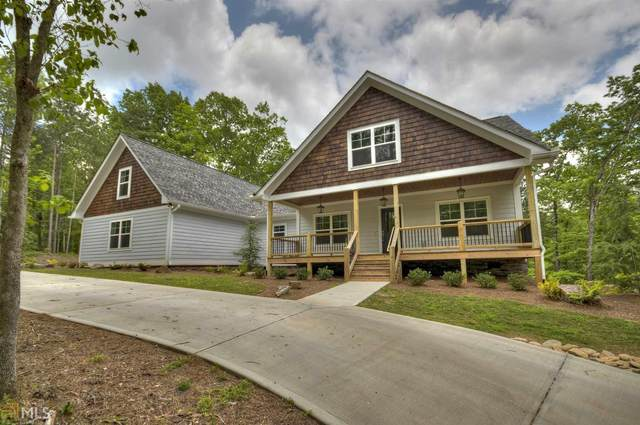 155 Tree Line Ln, Ellijay, GA 30540 (MLS #8751603) :: The Heyl Group at Keller Williams