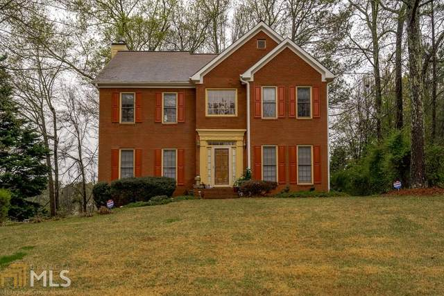 1614 Brentwood Xing, Conyers, GA 30013 (MLS #8751701) :: Rettro Group
