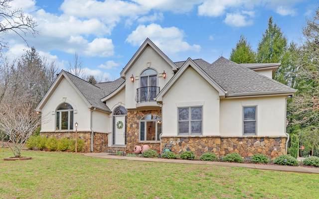 861 Gold Flume Way, Cleveland, GA 30528 (MLS #8753285) :: Athens Georgia Homes