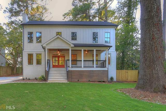 490 Pensdale Rd, Decatur, GA 30030 (MLS #8753707) :: Buffington Real Estate Group