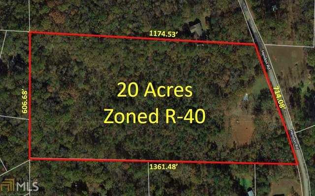 1575 Hendon Rd 20 Acres, Woodstock, GA 30188 (MLS #8753864) :: The Heyl Group at Keller Williams