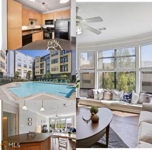 400 17th St #2335, Atlanta, GA 30363 (MLS #8754792) :: Lakeshore Real Estate Inc.