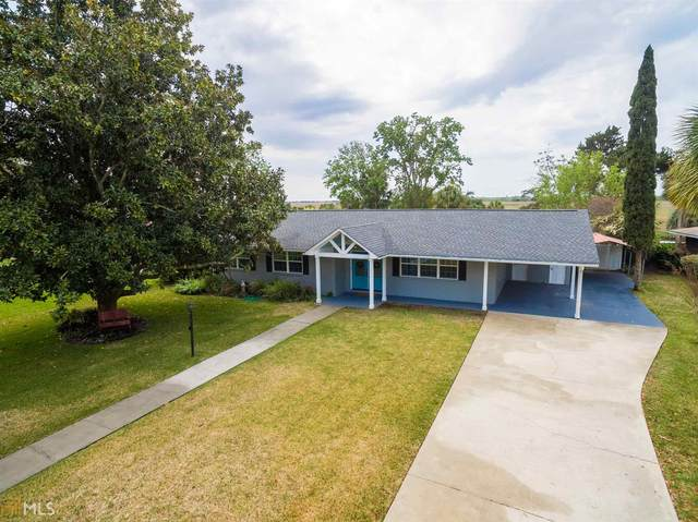 4026 Riverside Dr, Brunswick, GA 31520 (MLS #8755013) :: RE/MAX Eagle Creek Realty
