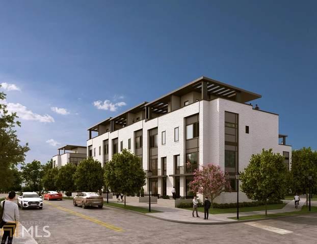 602 N Highland Ave #3, Atlanta, GA 30307 (MLS #8756028) :: The Heyl Group at Keller Williams