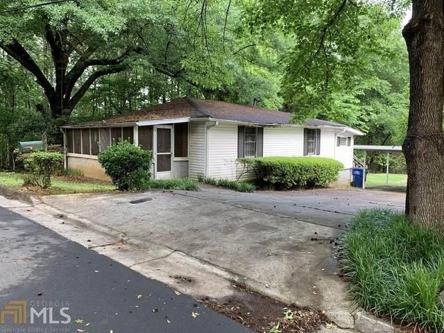 2695 George St Nw, Atlanta, GA 30318 (MLS #8756669) :: Buffington Real Estate Group