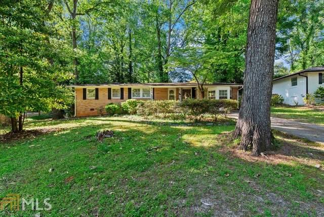 3718 Donaldson Drive Ne, Brookhaven, GA 30319 (MLS #8757067) :: Bonds Realty Group Keller Williams Realty - Atlanta Partners