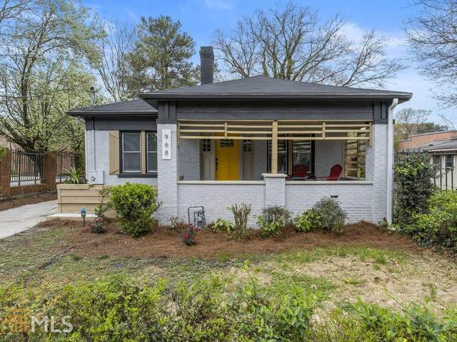 968 Harwell St Nw, Atlanta, GA 30314 (MLS #8757401) :: Athens Georgia Homes