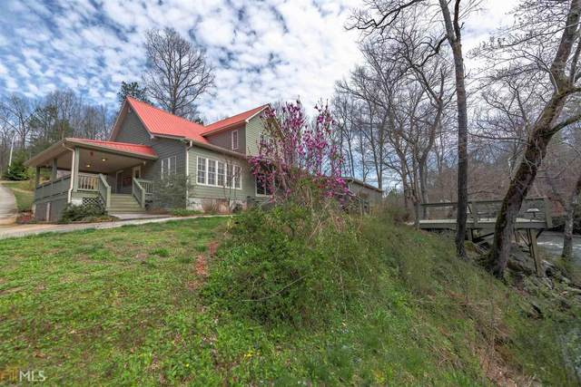 339 Morning Glory Dr, Ellijay, GA 30536 (MLS #8758813) :: Military Realty