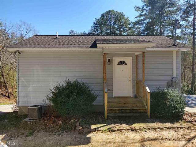 130 & 148 W Boggs Mtn Rd, Tiger, GA 30576 (MLS #8760063) :: Military Realty