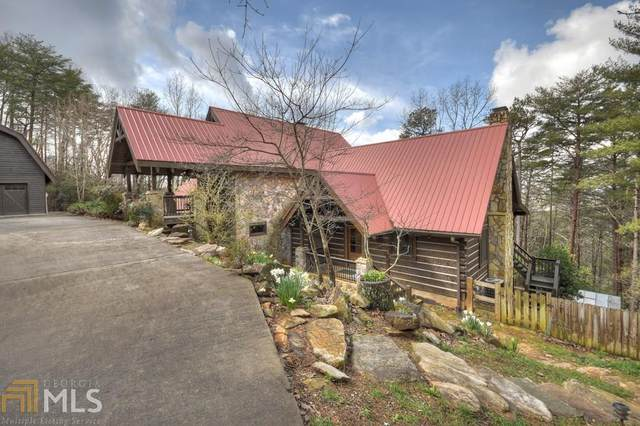 52 Buena Vista Dr, Ellijay, GA 30536 (MLS #8760140) :: Rettro Group
