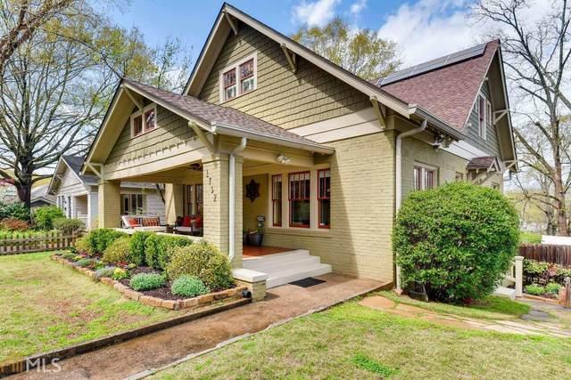 1732 Mclendon Ave, Atlanta, GA 30307 (MLS #8760479) :: Community & Council