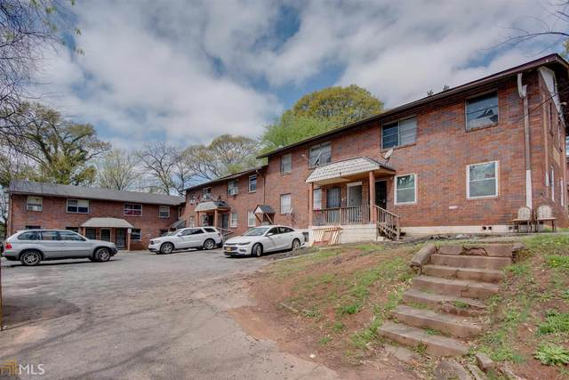 138 Griffin Street, Atlanta, GA 30314 (MLS #8761509) :: Buffington Real Estate Group