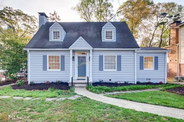 1113 Dan Johnson Rd, Atlanta, GA 30307 (MLS #8761988) :: Community & Council