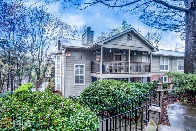 2901 Lenox Rd #603, Atlanta, GA 30324 (MLS #8762830) :: Athens Georgia Homes