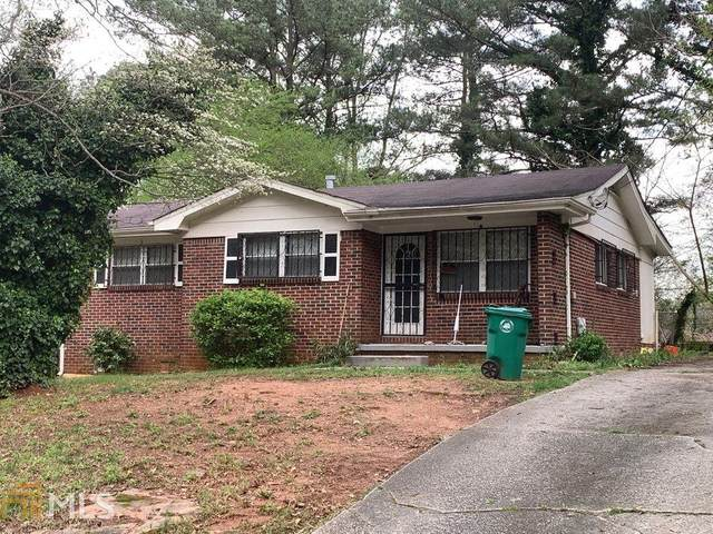 1924 Glenmar Dr, Decatur, GA 30032 (MLS #8763763) :: Keller Williams Realty Atlanta Partners