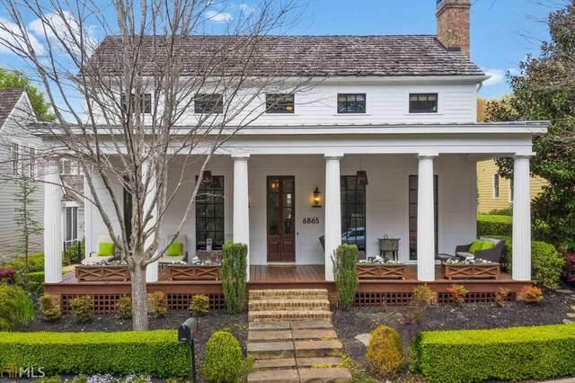 6865 Bucks Rd, Cumming, GA 30040 (MLS #8763865) :: Buffington Real Estate Group