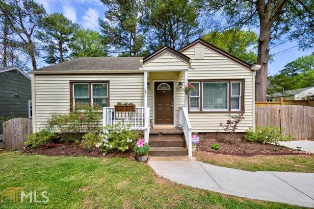 2238 Winfield Ave, Decatur, GA 30032 (MLS #8764021) :: Scott Fine Homes