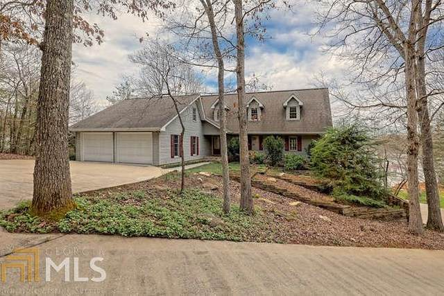 202 Deaver Cove Rd, Blairsville, GA 30512 (MLS #8764300) :: Military Realty