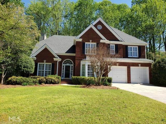 610 Evening Pine Ln, Alpharetta, GA 30005 (MLS #8765678) :: John Foster - Your Community Realtor