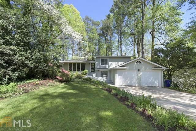 1652 Harts Mill Rd Ne, Brookhaven, GA 30319 (MLS #8766176) :: Scott Fine Homes at Keller Williams First Atlanta