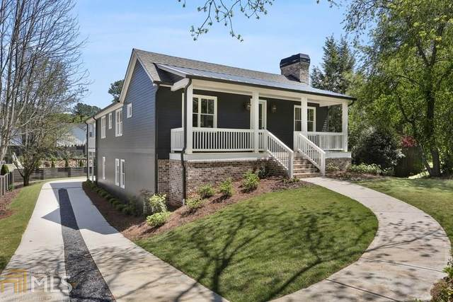 1265 Coleman St, Roswell, GA 30075 (MLS #8770019) :: The Heyl Group at Keller Williams